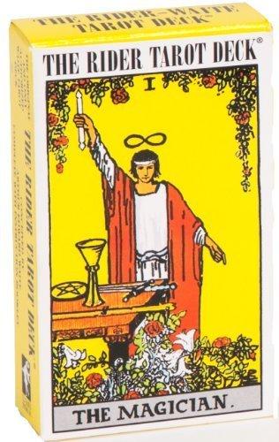 The Rider Tarot Deck by Arthur Edward Waite, Pamela Colman Smith (1971) Cards