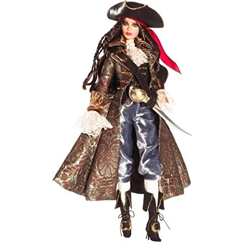 2007 Pirate Barbie - Barbie Collectible Gold Label by Barbie - 2007 Gold Label