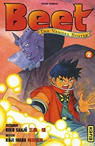 Beet the Vandel Buster Edition simple Tome 2
