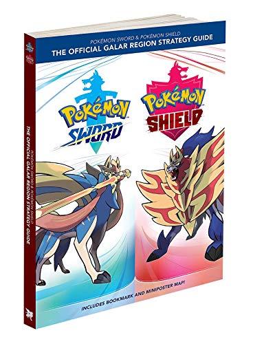 Pokémon Sword & Pokémon Shield: The Official Galar Region Strategy Guide (Pokemon)