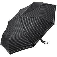 PLEMO Ombrello Pieghevole Automatico - Antivento da Pioggia per Donna Uomo - Tascabile da Viaggio
