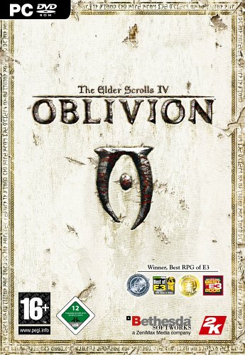 2K Games The Elder Scrolls IV: Oblivion