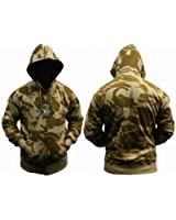 Adults Camo Combat Zip Hoodies/Hooded Top - 8 Camo Colours to Choose From!