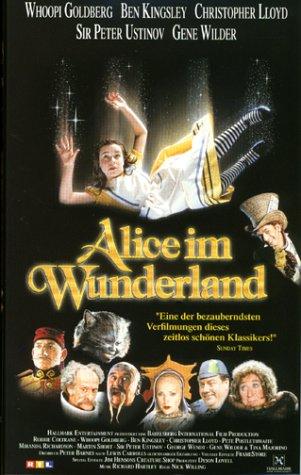 Alice im Wunderland [VHS]