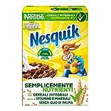 Nesquik Palline di Cereali Integrali al Cioccolato, 7 Confezioni