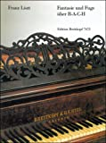 Fantasie & Fuge Uber B.a.C.H Piano