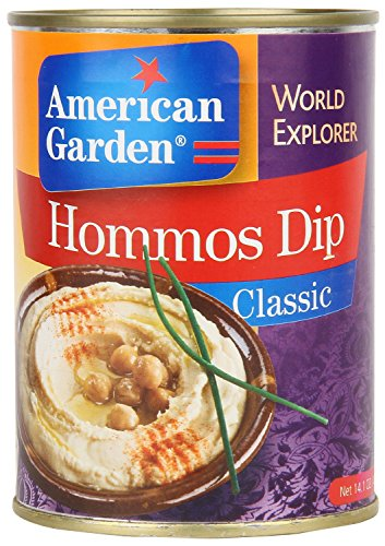 American Garden Hommos Dip, 400g