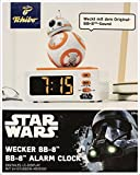 TCM Tchibo Star Wars BB-8 Wecker mit Original Sound Lizenzprodukt
