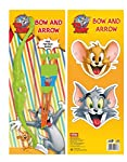 Tom and Jerry bow and arrow small.