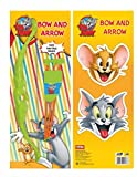 #7: Turner Entertainment Tom and Jerry Bow and Arrow, Multi Color