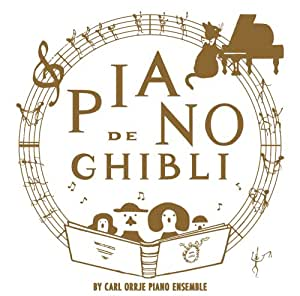 Studio Ghibli Works Piano Collection [Import allemand]