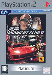 Midnight Club 2 Platinum (PS2)