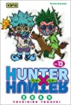 Hunter X Hunter Edition simple Tome 13