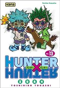 Hunter X Hunter Edition simple Tome 13