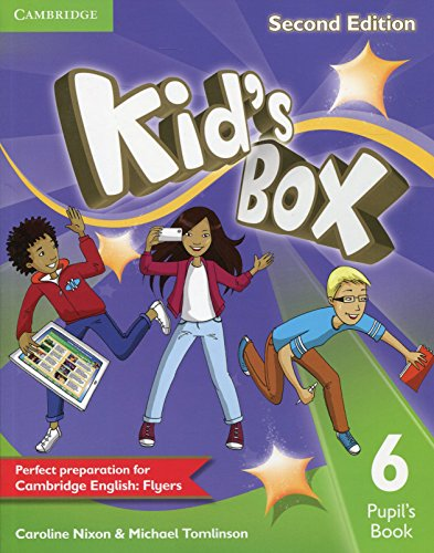 Kid's Box Level 6 Pupil's Book Second Edition - 9781107669833