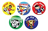 Sticker Solutions Football Themed Reward Stickers (Pack of 180)
