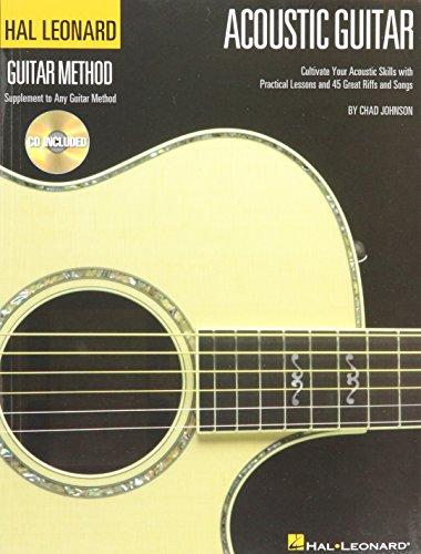 The hal Léonard acoustic guitar method guitare+enregistrements online (Hal Leonard Guitar Method)
