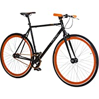 Viking Vélo Singlespeed Blade, 1vitesse, pneu vélo taille: 28pouces (71,1cm)