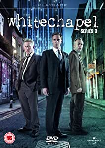 Whitechapel, Series 3 [DVD] [2012]