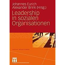 Leadership in sozialen Organisationen (German Edition)