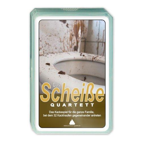 Quartett QUAI001 - Scheiße Quartett