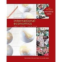 International Economics. Robert Christopher Feenstra, Alan M. Taylor by Robert C. Feenstra (2011-02-01)