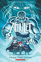 Amulet#06 Escape from Lucien (Graphix)
