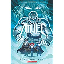 Amulet 06: Escape from Lucien
