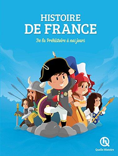 Histoire de France Premium: De la Préhistoire à nos jours par Vincent Mottez