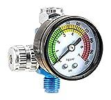 BENBOW regolatore di pressione con manometro per vernice spray Stolen (600)