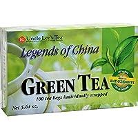 Legends of China Green Tea 100 CT