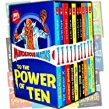 Murderous Maths Collection 10 books Set (Desperate Measures, Do You Feel Luck...