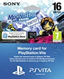 PlayStation Vita - Memory Card 16 GB con ModNation Racers (via PSN)