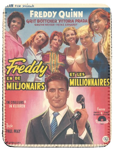 Freddy Et Les Millionnaires iPAD custodia