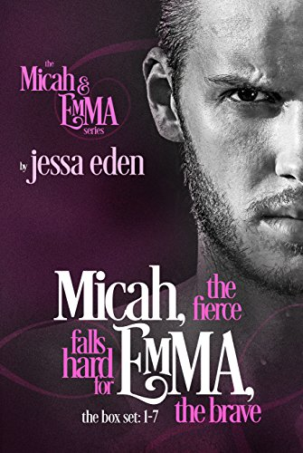 Micah, The Fierce Falls Hard For Emma, The Brave: Micah and Emma Series 1-7 Box Set