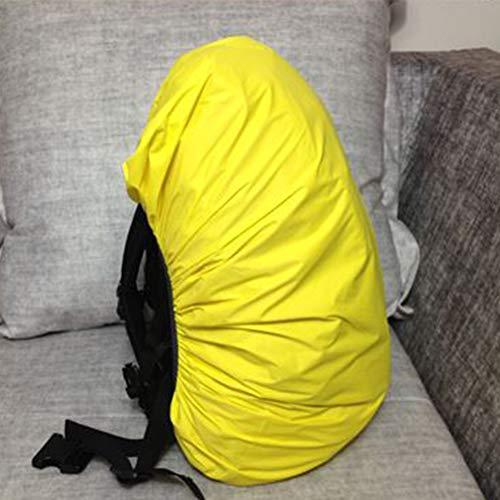93990d380a Westeng Copri Zaino da Viaggio, Copertura per la Protezione dalla Pioggia  per Trolley (Giallo)