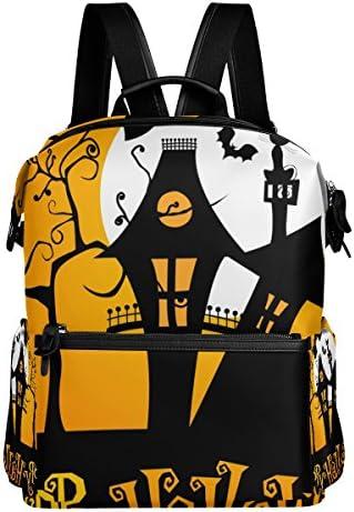 COOSUN Zaino da viaggio Felice Halloween School zaino Multi | | | Materiali Di Alta Qualità  | Bella E Affascinante  | Ammenda Di Lavorazione  ccd1f0