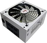 Aerocool Templarius Imperator 850W – Fuente de alimentación 850W, 230V, 80Plus Gold, ATX 12V 2.3, ventilador ultra silencioso, color plata
