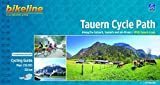 Tauern Cycle Path. Along the Salzach, Saalach and Inn. With Tauern Loop, 1:50 000, 320 km, wetterfest/reißfest, GPS-Tracks-Download