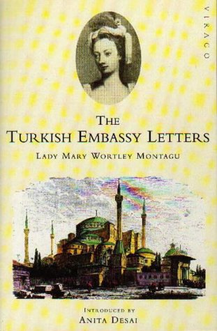 Book cover for The Turkish Embassy Letters