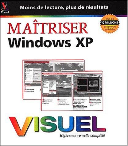 Maîtriser Windows XP