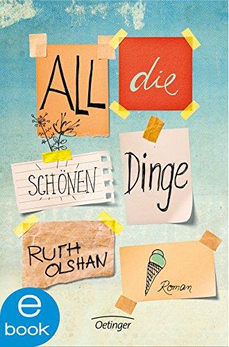 Buchseite und Rezensionen zu 'All die schönen Dinge' von Ruth Olshan