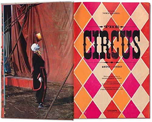Zoom IMG-2 circus ediz inglese francese e