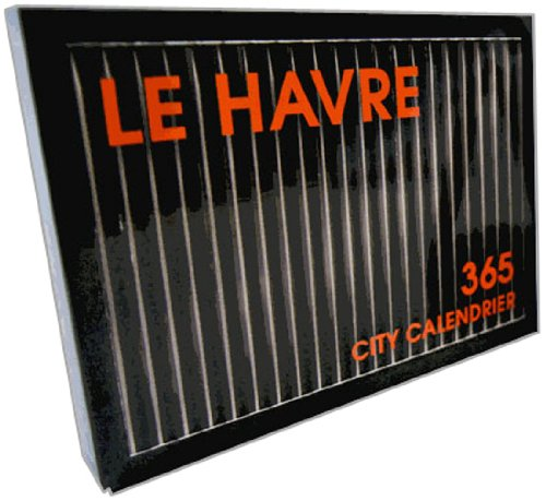 City calendrier le Havre