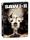 Saw I & II - Limited Steel Edition (3 DVDs im Steelbook) [Director's Cut]