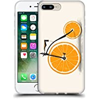 Ufficiale Florent Bodart Vitamine Biciclette Cover Morbida In Gel Per Apple iPhone 7 Plus