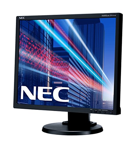 NEC Multisync EA193Mi 19 inch IPS LCD Monitor Black 10001 250 cd m2 1280 x 1024 6ms VGA DVI DP Products