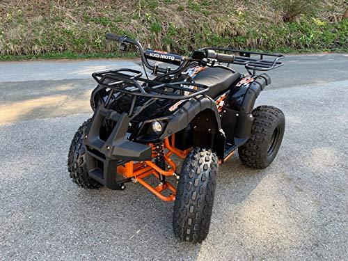 KXD Kinder Quad S-8 Farmer Elektro 1000 Watt New Generation - 8 Zoll Bereifung