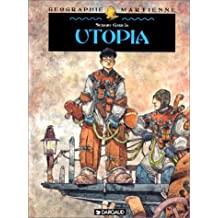 Géographie martienne, tome 1 : Utopia