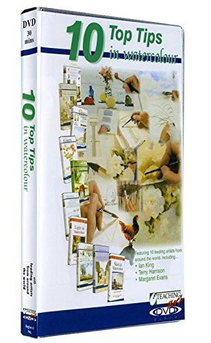 10-Tipps in Wasserfarben DVD